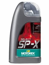 MOTOREX Масло моторное SELECT SP-X SAE 10W/40 1 литр